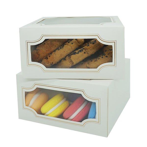 happyhiram white cookie box